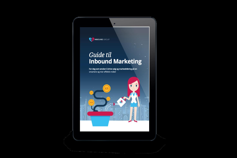 E-bok: Hva er inbound marketing