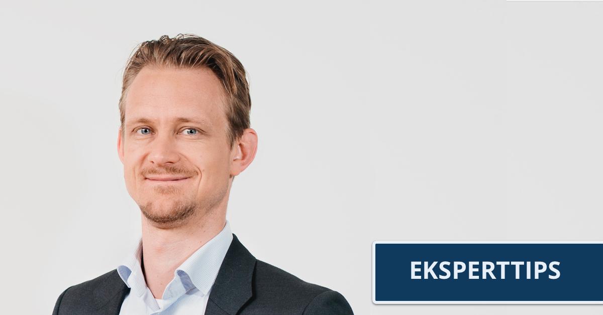 GDPR-ekspert Vebjørn Søndersrød, alt en markedsfører må vite om GDPR