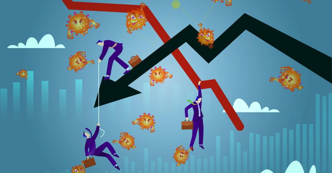 Hvordan drive med markedsforing i krisetider
