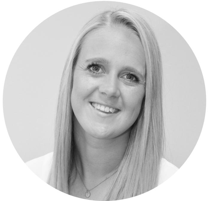 Kristine Hansen, Senior IMC og teamleder i Inbound Group