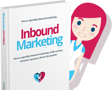 Free E-book on inbound marketing