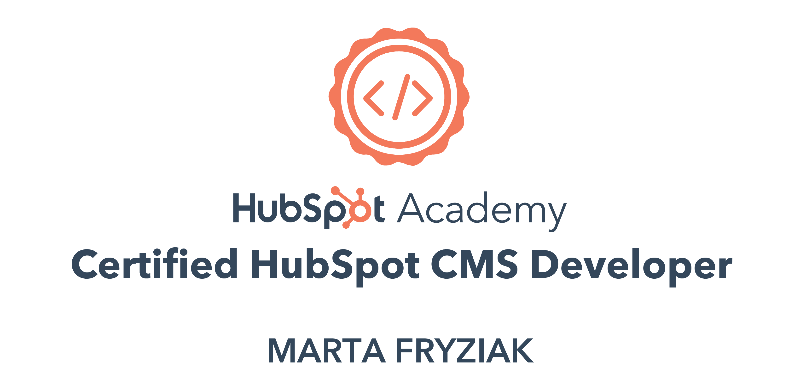 hubspot-developer-marta